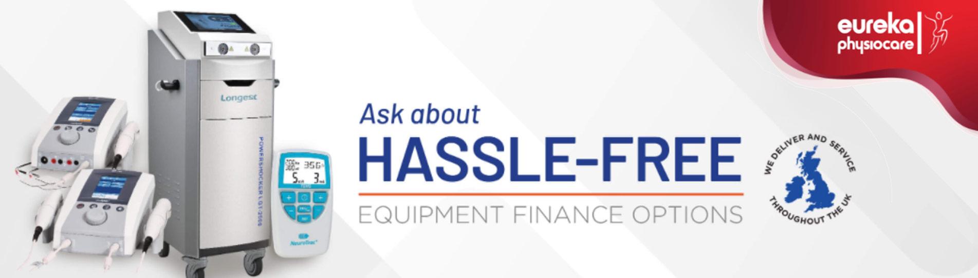 physio equipment finance