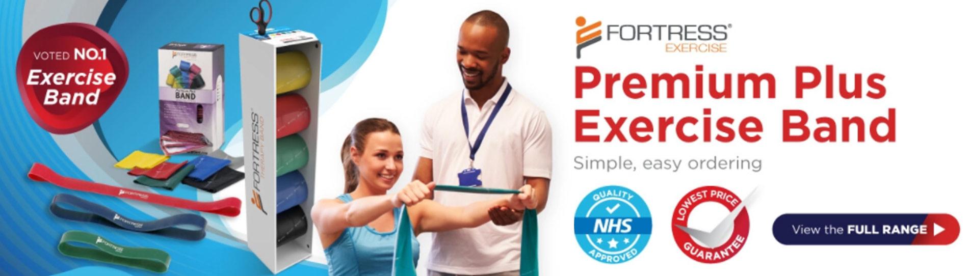 premium plus exercise band